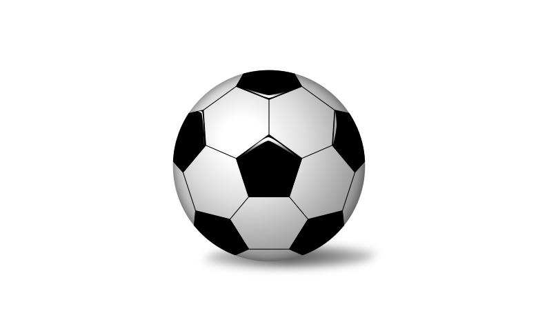 アレンジしたサッカーボール