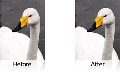 Photoshopハイパス処理