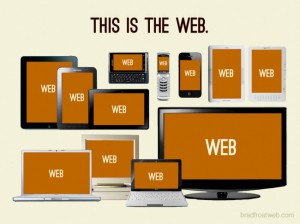 これがいまのウェブ