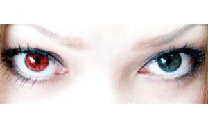 Photshop瞳の色変更
