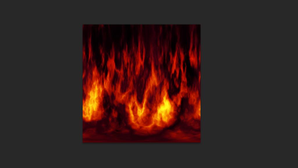 炎完成画像
