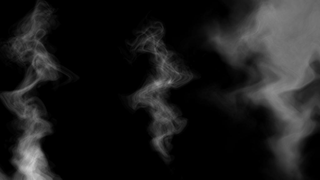 様々な煙画像