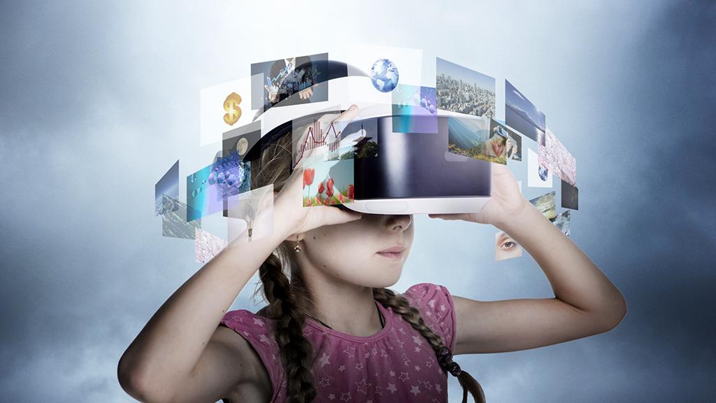 VR(仮想空間)